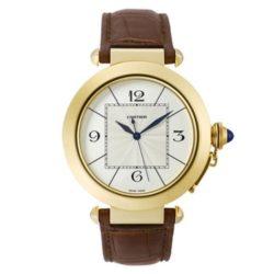 Ремонт часов Cartier W3019551 Pasha De Cartier 42 mm в мастерской на Неглинной