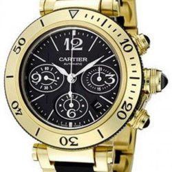 Ремонт часов Cartier W301970M Pasha De Cartier Pasha Seatimer Chronograph в мастерской на Неглинной