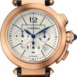 Ремонт часов Cartier W3019951 Pasha De Cartier Pasha XL Chronograph в мастерской на Неглинной