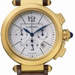 Ремонт часов Cartier W3020151 Pasha De Cartier Pasha XL Chronograph в мастерской на Неглинной