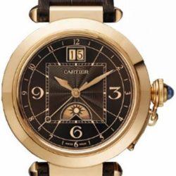 Ремонт часов Cartier W3030001 Pasha De Cartier Pasha XL в мастерской на Неглинной