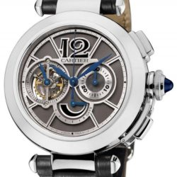 Ремонт часов Cartier W3030013 Pasha De Cartier Pasha Tourbillon Chronograph в мастерской на Неглинной