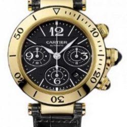 Ремонт часов Cartier W3030017 Pasha De Cartier Pasha Seatimer Chronograph в мастерской на Неглинной