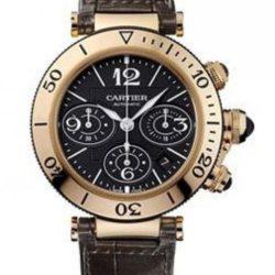 Ремонт часов Cartier W3030018 Pasha De Cartier Seatimer Chronograph в мастерской на Неглинной