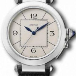 Ремонт часов Cartier W3107255 Pasha De Cartier Pasha de Cartier 42 mm в мастерской на Неглинной