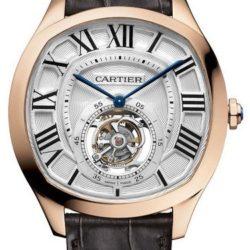 Ремонт часов Cartier W4100013 Tortue Flying Tourbillon в мастерской на Неглинной