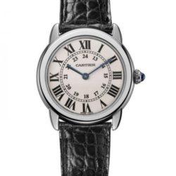 Ремонт часов Cartier W6700255 Ronde Solo De Cartier Ronde Solo de Cartier Large в мастерской на Неглинной