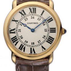 Ремонт часов Cartier W6800251 Ronde Louis Cartier Ronde Louis Cartier Large в мастерской на Неглинной