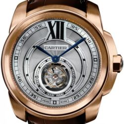Ремонт часов Cartier W7100002 Calibre de Cartier Flying Tourbillon в мастерской на Неглинной