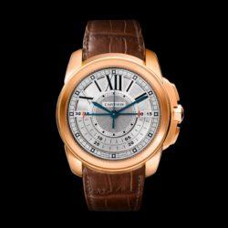 Ремонт часов Cartier W7100004 Calibre de Cartier Manual Chronograph в мастерской на Неглинной