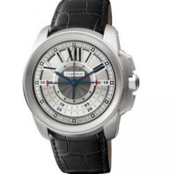 Ремонт часов Cartier W7100005 Calibre de Cartier Manual Chronograph в мастерской на Неглинной
