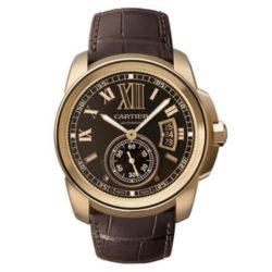 Ремонт часов Cartier W7100007 Calibre de Cartier Automatic в мастерской на Неглинной