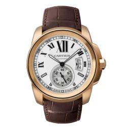 Ремонт часов Cartier W7100009 Calibre de Cartier Automatic в мастерской на Неглинной