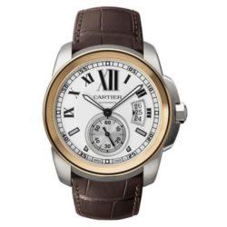 Ремонт часов Cartier W7100011 Calibre de Cartier Automatic в мастерской на Неглинной