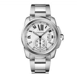 Ремонт часов Cartier W7100015 Calibre de Cartier Automatic в мастерской на Неглинной