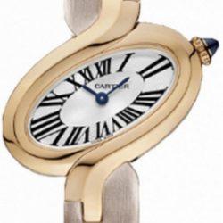 Ремонт часов Cartier W8100011 Delices De Cartier Quartz Large в мастерской на Неглинной