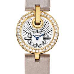 Ремонт часов Cartier WG600006 Captive De Cartier Captive de Cartier Small в мастерской на Неглинной