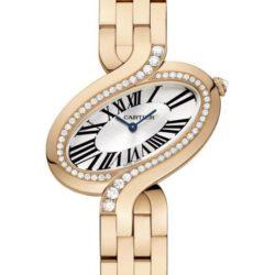 Ремонт часов Cartier WG800003 Delices De Cartier Quartz Small в мастерской на Неглинной