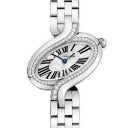 Ремонт часов Cartier WG800004 Delices De Cartier Quartz Small в мастерской на Неглинной