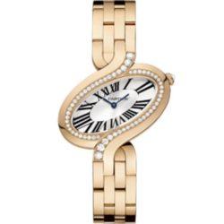 Ремонт часов Cartier WG800006 Delices De Cartier Quartz Large в мастерской на Неглинной