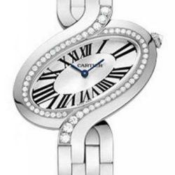 Ремонт часов Cartier WG800007 Delices De Cartier Quartz Large в мастерской на Неглинной