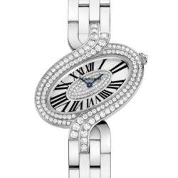 Ремонт часов Cartier WG800009 Delices De Cartier Quartz Large в мастерской на Неглинной