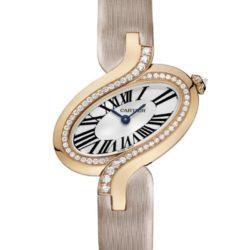 Ремонт часов Cartier WG800013 Delices De Cartier Quartz Small в мастерской на Неглинной