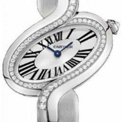 Ремонт часов Cartier WG800018 Delices De Cartier Quartz Large в мастерской на Неглинной