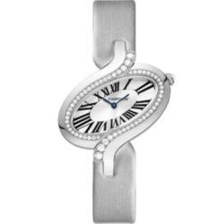 Ремонт часов Cartier WG800019 Delices De Cartier Quartz Large в мастерской на Неглинной
