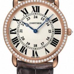 Ремонт часов Cartier WR000651 Ronde Louis Cartier Ronde Louis Cartier Large в мастерской на Неглинной
