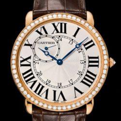 Ремонт часов Cartier WR007001 Ronde Louis Cartier Ronde Louis Cartier 42mm в мастерской на Неглинной