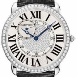 Ремонт часов Cartier WR007004 Ronde Louis Cartier Ronde Louis Cartier 42mm в мастерской на Неглинной