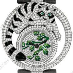 Ремонт часов Cartier WS000301 Le Cirque Animalier De Cartier Racoon в мастерской на Неглинной