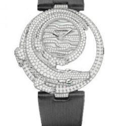 Ремонт часов Cartier WS000302 Le Cirque Animalier De Cartier Crocodile в мастерской на Неглинной
