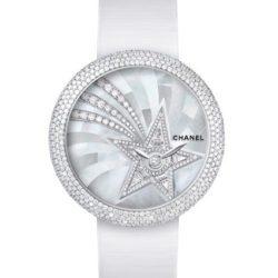 Ремонт часов Chanel Chanel Mademoiselle Prive Comete Jewelry watches 37.5 mm в мастерской на Неглинной