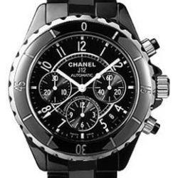 Ремонт часов Chanel H0940 J12 Black J12 Chronograph в мастерской на Неглинной