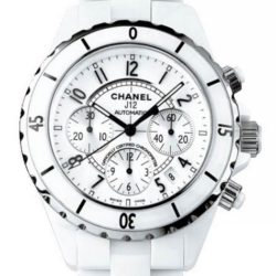 Ремонт часов Chanel H1007 J12 - White J12 Chronograph H1007 в мастерской на Неглинной