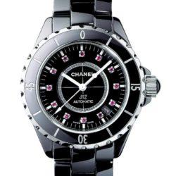 Ремонт часов Chanel H1635 J12 Black J12 Automatic H1635 в мастерской на Неглинной