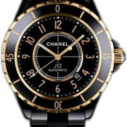 Ремонт часов Chanel H2129 J12 Black J12 Automatic Calibre 3125 H2129 в мастерской на Неглинной