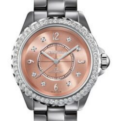 Ремонт часов Chanel H2563 J12 Chronomatic J12 Chromatic Diamond 33 mm H2563 в мастерской на Неглинной