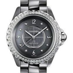 Ремонт часов Chanel H2566 J12 Black J12 Chromatic Diamond 38 mm H2566 в мастерской на Неглинной