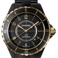 Ремонт часов Chanel H2918 J12 Black J12 Automatic Calibre 3125 H2918 в мастерской на Неглинной