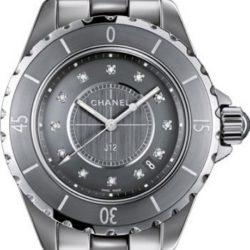 Ремонт часов Chanel H3242 J12 Chronomatic Titan 38 mm в мастерской на Неглинной