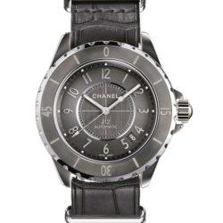 Ремонт часов Chanel H4187 J12 Chronomatic Titan в мастерской на Неглинной