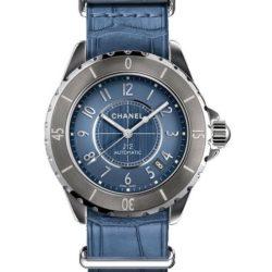 Ремонт часов Chanel H4338 J12 Chronomatic Titan в мастерской на Неглинной