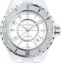 Ремонт часов Chanel J12 White Soft Mint J12 - White Automatic в мастерской на Неглинной