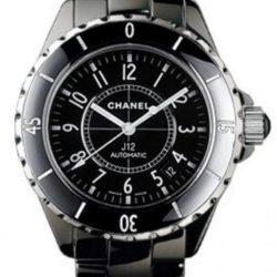 Ремонт часов Chanel h0685 J12 Black Automatic в мастерской на Неглинной