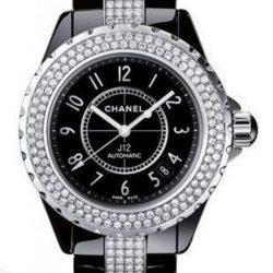 Ремонт часов Chanel h1339 J12 Black Automatic 38mm в мастерской на Неглинной