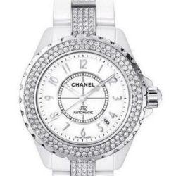 Ремонт часов Chanel h1422 J12 - White Automatic 38mm в мастерской на Неглинной
