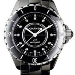 Ремонт часов Chanel h1626 J12 Black Automatic H1626 в мастерской на Неглинной